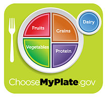 USDA MyPlate 2011