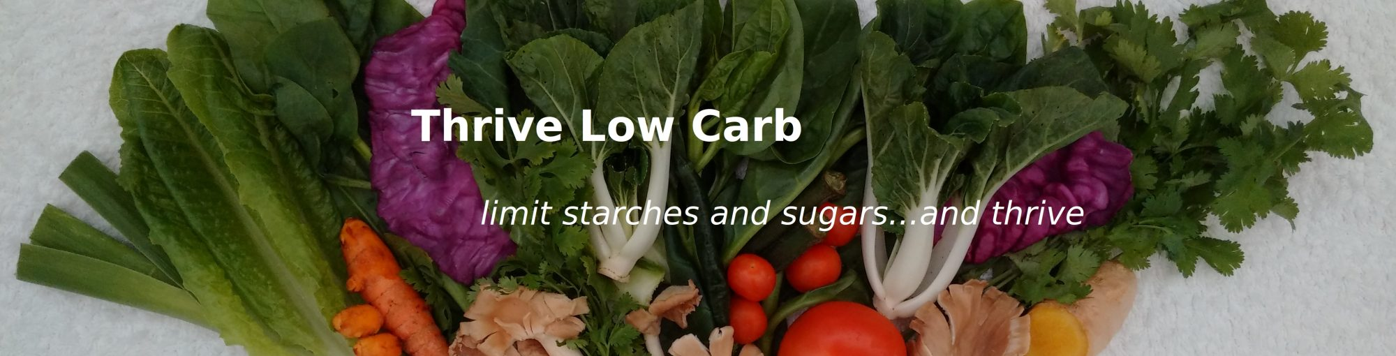 Thrive Low Carb