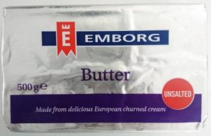 emborg churned cream butter on thrivelowcarb.com