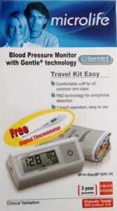 microlife blood pressure monitor on thrivelowcarb.com
