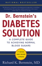 Dr Richard K Bernstein's book Diabetes Solution on thrivelowcarb.com
